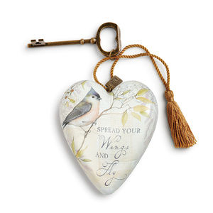 Spread Your Wings And Fly Art Heart 1003480232 NEW